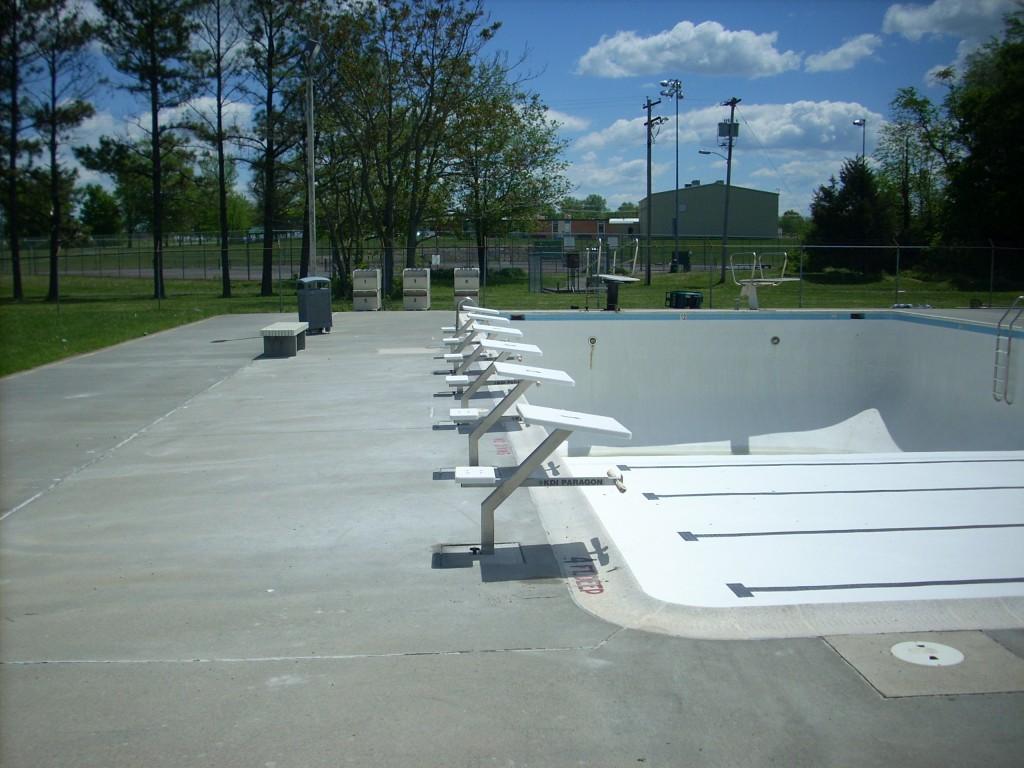 Public Swimming Pool Renovations